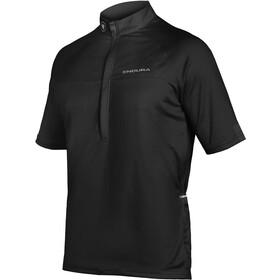 Endura Xtract II Maglietta jersey a maniche corte Uomo, nero
